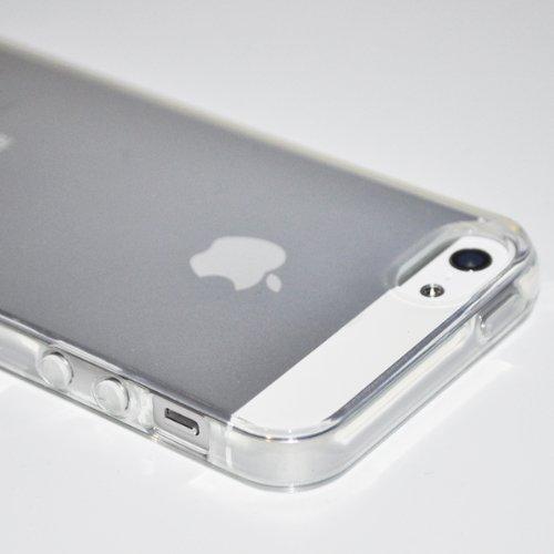 custodia trasparente iphone se